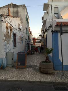 Alvor street - Portimão - Portugal