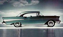 Own a '57 Chevy Bel Air