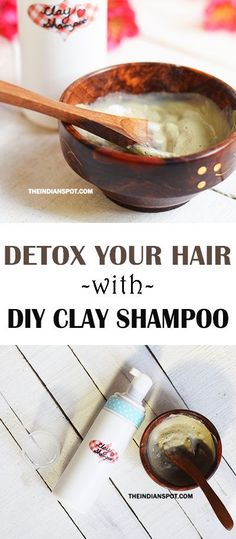 A detox shampoo aids in getting rid of dust and grime, product build-up from the hair, excess oil to deep clean the scalp for a healthy hair growth. Homemade recipes are best for detoxifying your hair as they are easy to make and contains natural ingredients for healthy hair. Benefits of Clay for hair – …