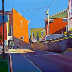 Susan Abbott oil paint http://www.svnserendipity.com/2012/06/panoramic-oil-paintings-by-susan-abbott.html