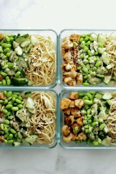 54 healthy lunch ideas for work- save yourself money and eat healthier by making your own lunch. Get a ton of lunch ideas including cold salads, hot lunches, granola bars, snacks and soups! Simple, delicious and healthy lunch recipes. Clean Eating Recipes For Weight Loss, Healthy Eating, Weight Loss Meals, Lunch Recipes, Healthy Recipes, Keto Recipes, Lasagna Recipes, Healthy Snacks, Chicken Recipes