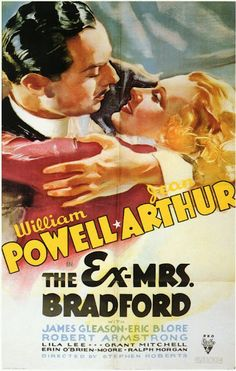 Movies...So Old But So Charming...Jean Arthur at her best. 1936. Love, love, love this movie