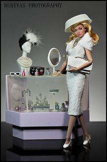 To The Fair Poppy Parker - Boutique Barbie Life, Barbie House, Barbie Dolls, Fashion Royalty Dolls, Fashion Dolls, Barbie Miniatures, Barbie Fashionista, Black Barbie, Bear Doll