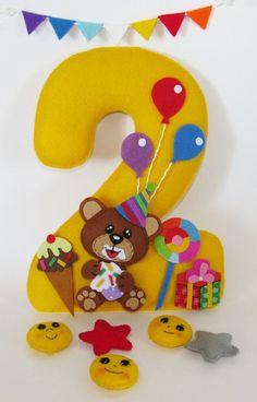 Kocham Crafts: Urodziny