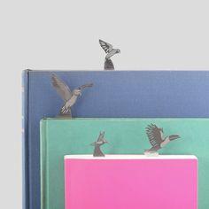 Tropical Birds Bookmarks