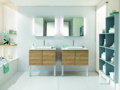 Tendencias baños 2016: Muebles de baño de madera, son tendencia