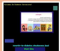 Sintomas De Diabetes Gestacional 194404 - Aprenda como vencer la diabetes y recuperar su salud.
