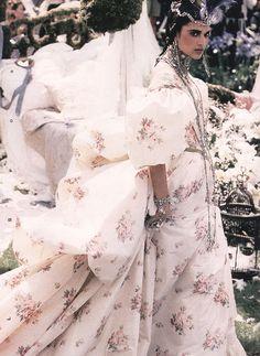 Christian Dior Haute Couture, Fall 1997.