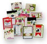 Festive Christmas Card Kit