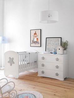Ideas de cunas funcionales para tu bebé #madera #modernas #decoracion