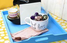 Tá de bobeira aí em casa procurando como dar um charme a mais para o seu dia-a-dia?   Personalizar itens do dia a dia é uma atividade que...