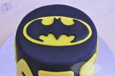 Tarta #Batman