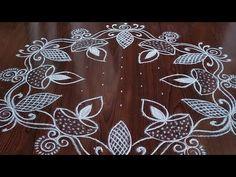 Sankranti chukkala muggulu // beautiful deepam kolam // only 11 X 6 dot's Simple Rangoli Border Designs, Simple Rangoli Kolam, Rangoli Designs Latest, Rangoli Designs Flower, Rangoli Borders, Small Rangoli Design, Rangoli Ideas, Rangoli Designs With Dots, Rangoli Designs Diwali