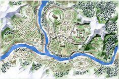 Mountain City of Nyssa by MichaelTumey