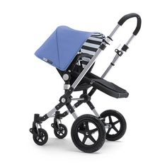 New Jazzy Striped Bugaboo For Spring 2013 #strollers