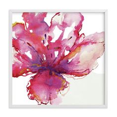 """""""Spring Blooms"""" - Art Print by Adelina Simeonova in beautiful frame options and a variety of sizes."""