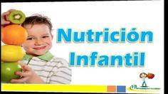 Nutrición infantil.