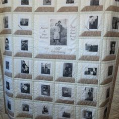 I made this quilt for my parents Anniversary.... Now it is a Family Heirloom!