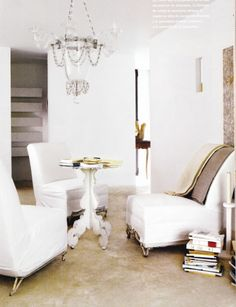 another2bohemians:  (via French By Design: At home with Jacqueline Morabito)