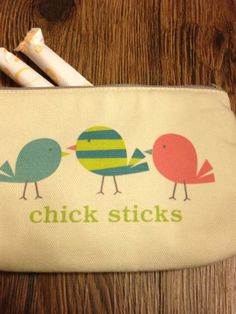 chick sticks! Wish I would have seen this before I placed my order...so would've done this! www.mythirtyone.com/SaschaRobinson