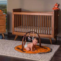 Skylar Crib Choice of Stain from PoshTots