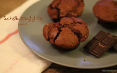 delicious muffins. recipe without eggs!