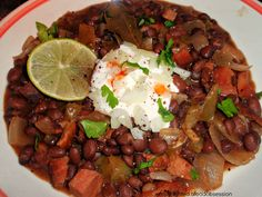 Cuban black beans, Black bean soup and Crock pot on Pinterest