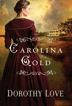 Today Only:  Carolina Gold by Dorothy Love $1.99 // #kindle #sale #romance