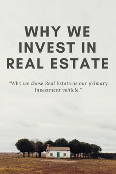 why we invest in real estate   #passiveincome #incomeproperty #realestateinvesting #investing