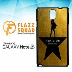 Hamilton Broadway X4362 Samsung Galaxy Note 3 Case