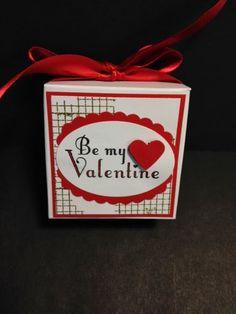 My Creative Corner!: Off the Grid Valentine Envelope Punch Board Box!