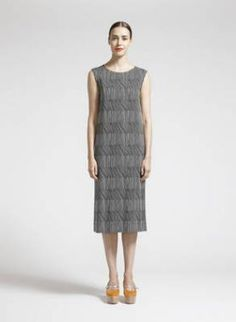 HUOJUVA dress - Marimekko clothes - spring 2014