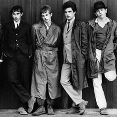 """By David Waters (Telegraph 2013) """"Desert boots were taken up by the Mods in the 1960s. The minimalist design suited their lean, sharp style of dressing better than any conventional shoe. And they were the perfect go-anywhere footwear for life on a Vespa […] Much more recently the boots were championed by the Gallagher brothers of Oasis throughout the 1990s. They helped the style become synonymous with Brit Pop and its not-trying-too-hard casual aesthetic."""""""