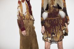 Gucci Spring 2015 RTW – Backstage – Vogue