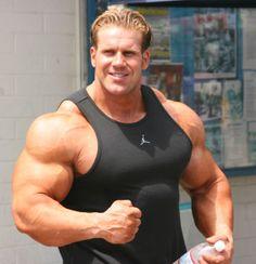 Jay Cutler - Bodybuilding champion