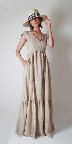 This in gray Maternity Dress Outfits, Dress Attire, Dress Up, Simple Outfits, Simple Dresses, Nice Dresses, Summer Dresses, Boho Fashion, Fashion Dresses