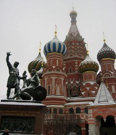 Snowed Red Square (Moscow, Russia) Russian Culture, Imperial Russia, Moscow Russia, Central Europe, Eastern Europe, Children's Place, Art And Architecture, Arches, Barcelona Cathedral