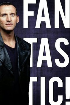 The Ninth Doctor was my first doctor. I love 10 but I miss 9 sooooo much! I Am The Doctor, Ninth Doctor, First Doctor, Doctor Who, Christopher Eccleston, Don't Blink, The Nines, Torchwood, Captain Jack