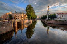 утром наКрюковом канале — National Geographic Россия