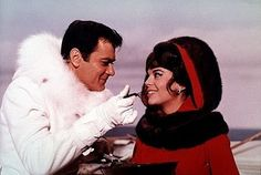 Pictures & Photos of Natalie Wood - IMDb The Great Race with Tony Curtis - i never quite knew how she got those gorgeous outfits in the small amt of luggage she had! Hollywood Stars, Classic Hollywood, Old Hollywood, Dior, The Great Race, Russian American, Janet Leigh, Splendour In The Grass, Tony Curtis