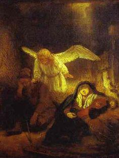 #angel Rembrandt