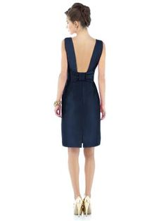 @Cara Lacey  Alfred Sung Style D522 http://www.dessy.com/dresses/bridesmaid/d522/