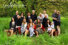 Posing Large Family Groups - Bing Images