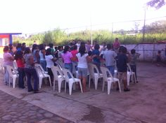 VBS @ the orphanage.