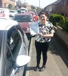Congratulations to Jenny Whiting  of Strood Kent on passing her practical driving test on the 17th of April at her 1st attempt.  Jenny Passed at the Gillingham Test Centre  Well done Jenny you produced a good and very competent drive.  Now getting the children around will be so much easier.  Best wishes from Driving Instructor John and all the team at Topclass Driving School.