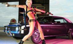 Camaro & Guns