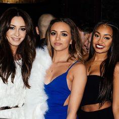 Jade with Leigh & Danielle. x