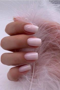 Best New Fall Nail Polish Colors to look Fabulous! in 2020 Fall Nail Polish, Summer Acrylic Nails, Best Acrylic Nails, Nail Polish Colors, Spring Nails, Summer Nails, Rounded Acrylic Nails, Gel Polish, Blush Pink Nails