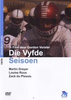 DIE VYFDE SEISOEN - Martin Dreyer Louise Roux - South African DVD *NEW* - South African Memorabilia Store New South, Afrikaans, New Movies, Southern, Tv, Store, News, Classic, Derby