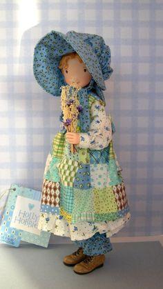 "American Greetings - The ""Original"" Holly Hobbie Figurine - NEW IN BOX"